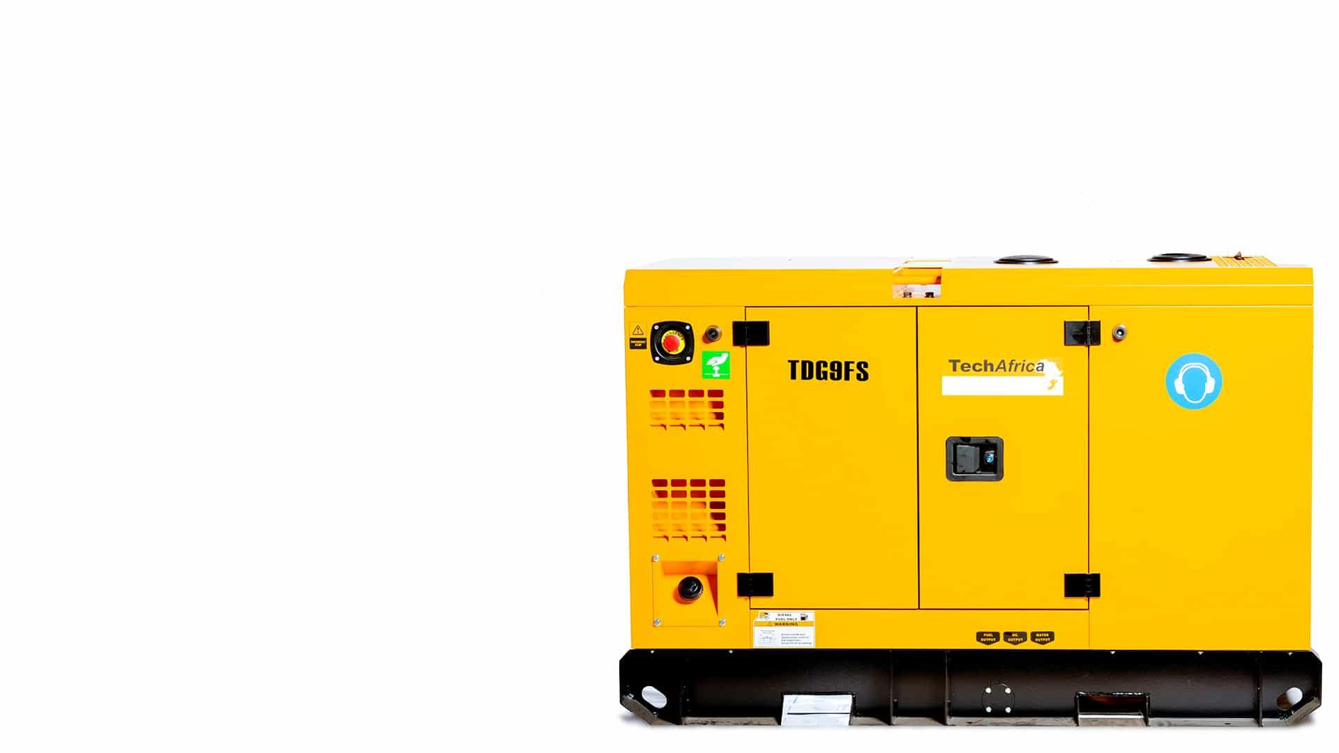 big super silent diesel generators for sale in Harare Zimbabwe